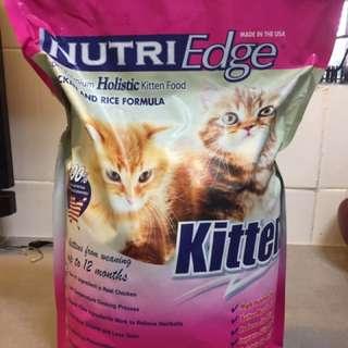 Nutriedge kitten