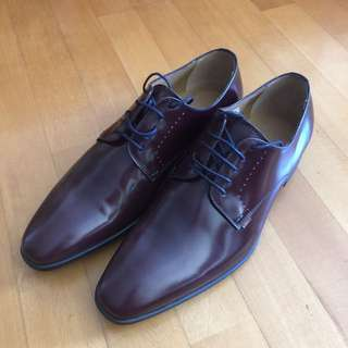Paul smiths leather shoes
