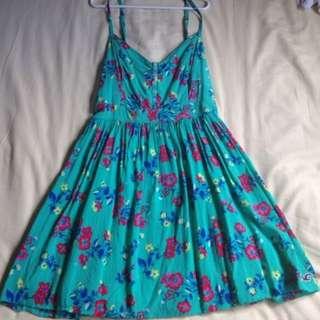 Hollister dress size s