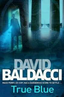 True Blue  Paperback English By (author)  David Baldacci