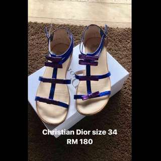 Kids Christian Dior size 34