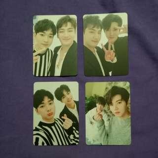 NU'EST-W W,here Unit Photocard Set