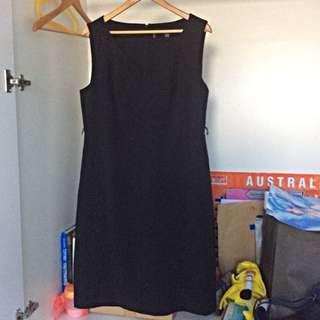 JACQUI E black Dress Size 18
