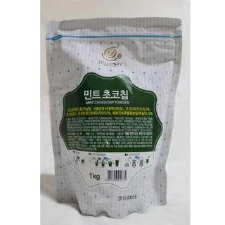 Mint Choco Powder