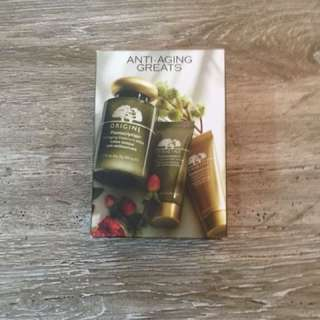 Authentic Origins Anti Aging Sampler Trio