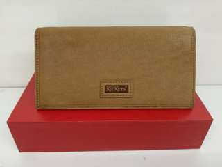 Kickers long wallet