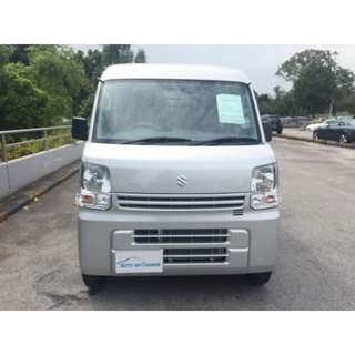 Suzuki EVERY PC 660MT