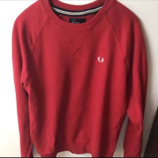 Fred Perry 大學t