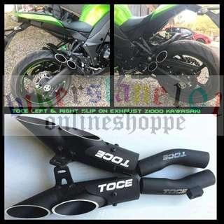 TOCE For Kawasaki Z1000cc