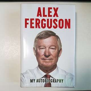 Alex Ferguson: My Autobiography 2013