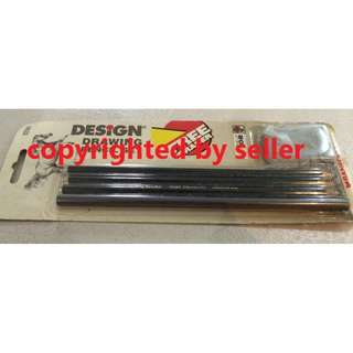 Sanford drawing pencil and eraser