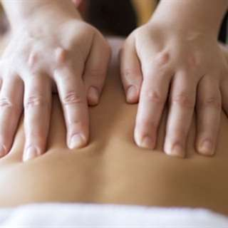 Relaxation massage for women