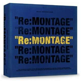 [PREORDER] BLOCK:B REMONTAGE REPACKAGED ALBUM