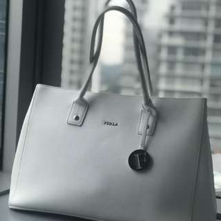 Furla Linda Bag (white)