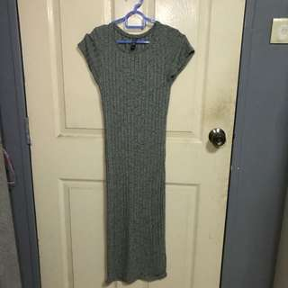 (MAILED) Cotton On Grey Dress