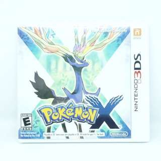 Pokémon X FREE Delivery
