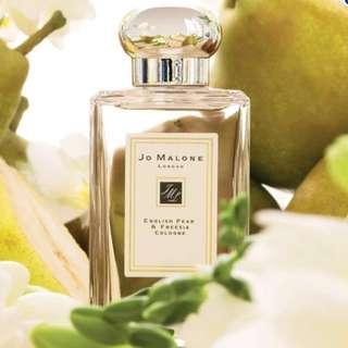 $50 SAVINGS 😱 [JO MALONE] English Pear and Freesia 100ml Cologne Spray