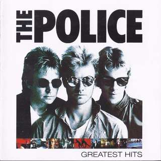 The Police ‎Greatest Hits cd