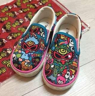 Hysteric Mini Kids shoes size 17cm