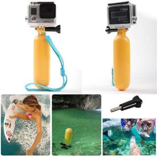 Floating Bobber For All Action Camera / GoPro