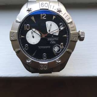 Zenith Defy Classic Elite Power Reserve Men's Watch