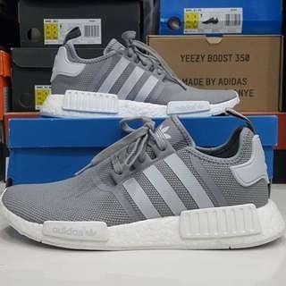 NMD R1 Solid Grey
