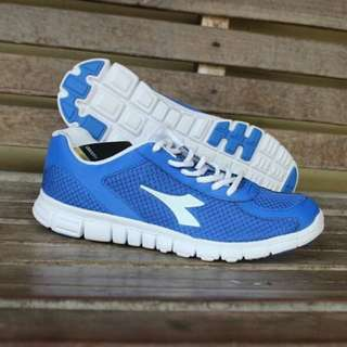Diadora Barsya Blue Running [[ SALE!! ]]