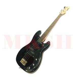 Chord Bass Guitar (Black)