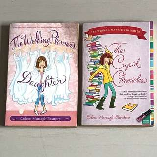 The Wedding Planner's Daughter series
