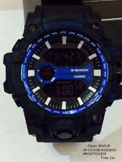 Casio watch free can