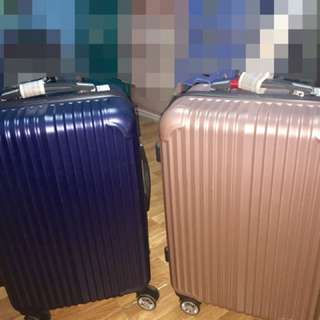 His and Hers Luggages