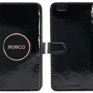 WTB; Black & rose gold mimco IPHONE6S case