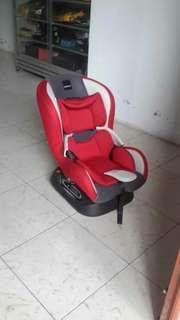 Carseat available from new born, sekali pke