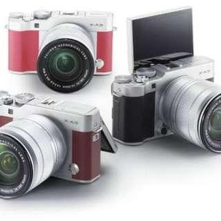 Fujifilm X-A3 Kredit Tanpa DP