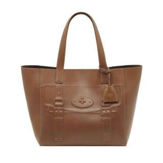 Mulberry Leather Tote [Free RM100 voucher]