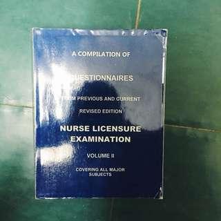 Nurse Licensure Examination