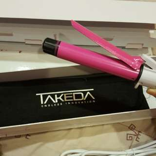 Takeda curly auto rotating bar
