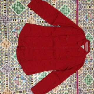Kemeja Merah Nevada