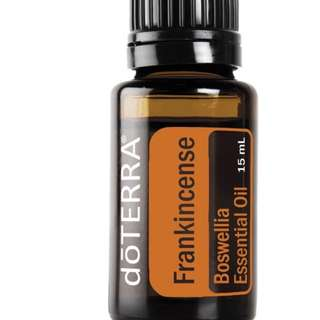 Essential oil Doterra Frankincense 15ml Brand New Free Registered Mail