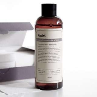 READY STOCKS | Klairs Supple Preparation Facial Toner