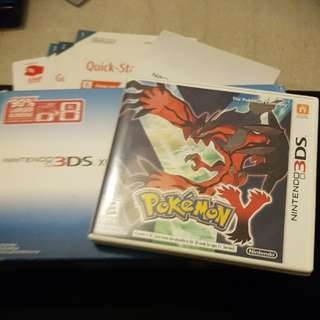 Original Pokemon Y