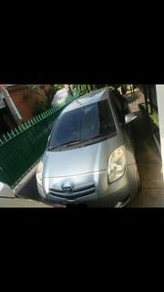 Toyota Yaris J Upgrade E A/T 2008