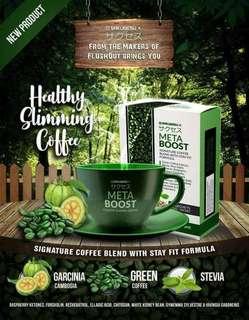 Metaboost Slimming Coffee