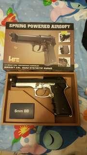 手拉BB彈M9手槍