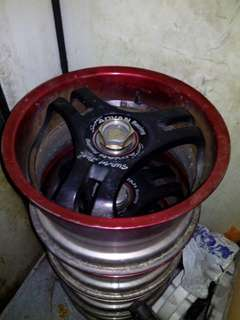 Sport Rim Super Advan Racing 16 inch