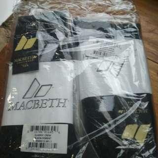 Kaos kaki shock machbet 3/4 harga per pasang bnwt