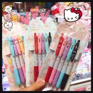 日本Sanrio zebra 墨水筆套裝