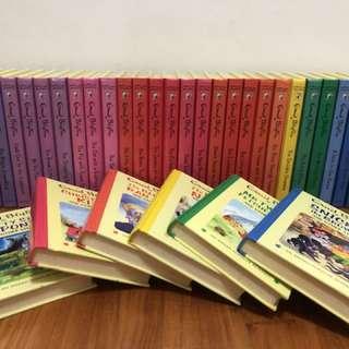 Enid Blyton Story Books (34 books)