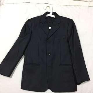 3 button blazer