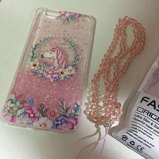 BNIP IPhone 6 plus case (Unicorn)